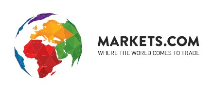 logo actual de markets.com
