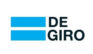 logo de DEGIRO en 2021